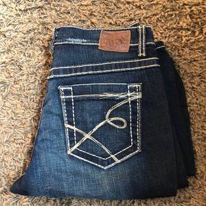 BKE Drew style jeans size 28x33 1/2